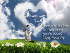 Happy Cute Fathers Day Quotes