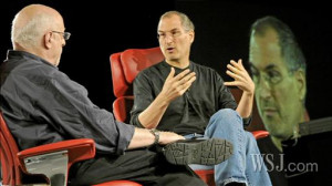 Walt Mossberg reflects on how an afternoon walk with Steve Jobs became ...