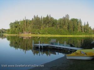 Jackfish Lake Alberta