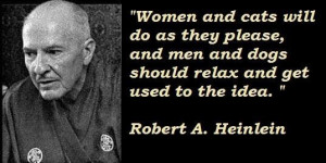 Robert a heinlein famous quotes 4