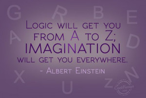 Imagination Quotes, Sayings about creativity - Page 2