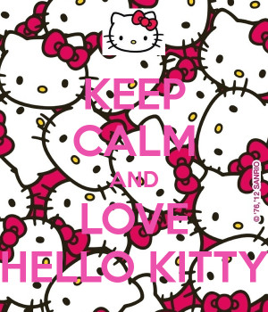 you love hello kitty kitty love why dont you top 15 hello kitty ...