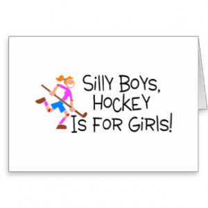 Girls Hockey Quotes And Sayings