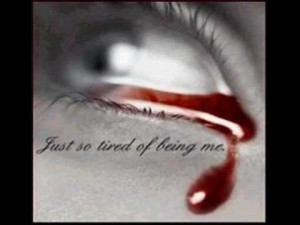 Just So Tired of Being Me ~ Apology Quote