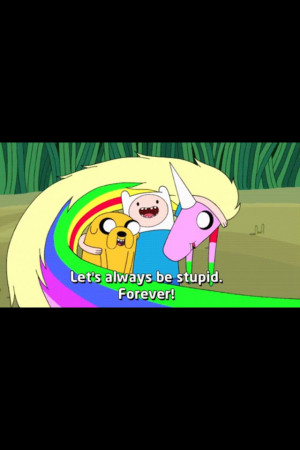Adventure Time funny quotes