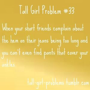 Funny Quotes About Being Tall Quotesgram