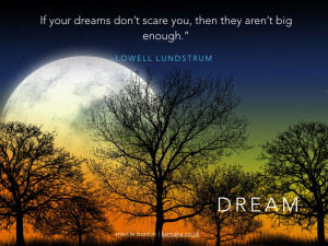 Why dream? Having a clear, specific, vivid and inspiring vision for ...