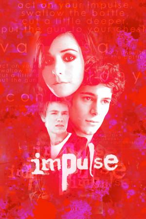 Impulse Ellen Hopkins Vanessa Quotes Wip: impulse by brontemarie