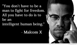 Malcolm X's Quotes