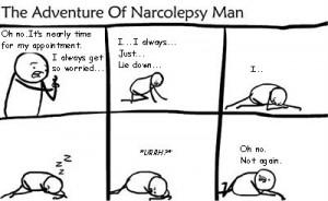 Funny Narcolepsy