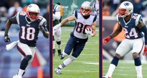 Patriots Quotes 12/24: Danny Amendola, Darrelle Revis & Matthew Slater