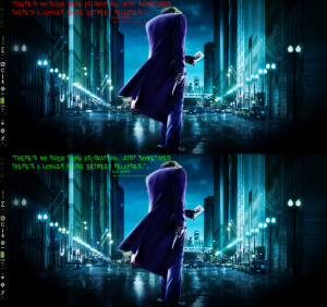 Motivational Quotes-Joker Font by herakler245