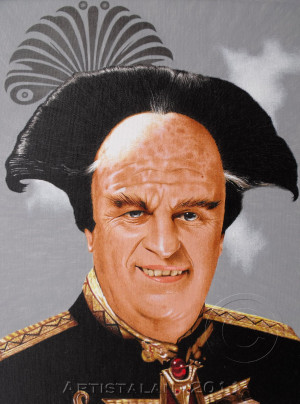 Peter Jurasik as Londo Mollari