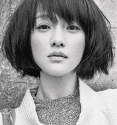 zhou xun: Makeup Hair Nails, Hair Beautiful, Bobs, Shorts Hair, Hair ...