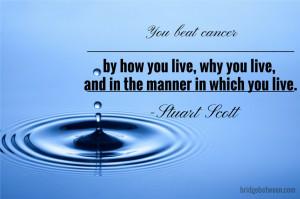 Stuart Scott Cancer Live