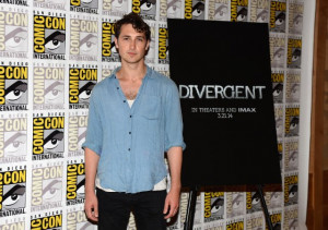 Ben Lloyd-Hughes at event of Divergent (2014)