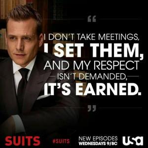 Suits - Harvey :)