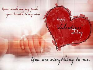 beautiful love quote hd wallpaper for valentine s day 2014 valentine s ...