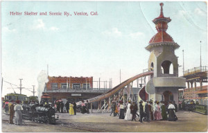 which tells the history of Venice's Helter Skelter with Beatles quotes ...