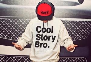 story bro