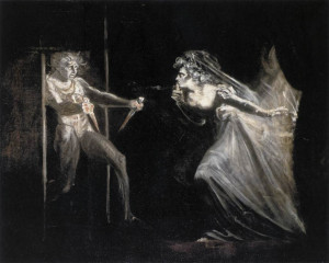 Lady Macbeth Seizing the Daggers, 1810-12