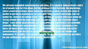 Quotes About Consciousness Expanding Pictures