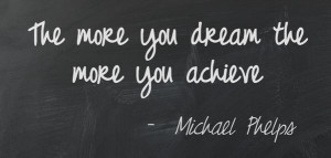 Michael Phelps inspirational quote