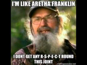 ... Dynasty- Uncle Si Robertson Song His Funny Quotes in a Song by Aper8