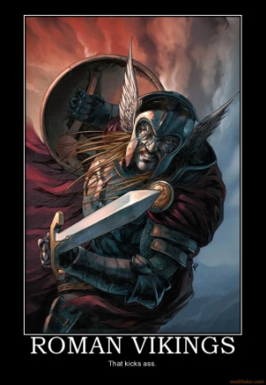 TAGS: roman viking funny awesome