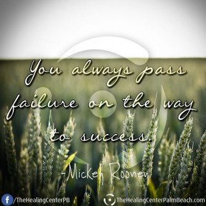 ... on the way to success.