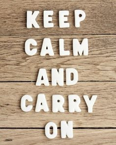 quote that got us though mom's breast cancer fight keep calm quotes ...