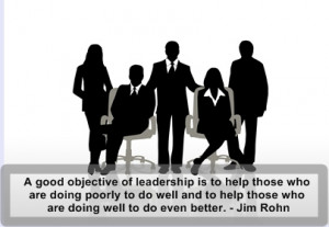 ... to do well and to help those who are doing well to do even better