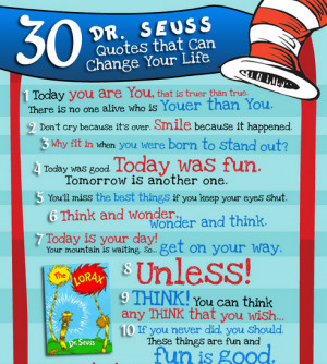 30 Dr. Seuss Quotes to Live By