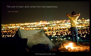 Quote from Into The Wild