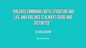 Quote About Media Violence
