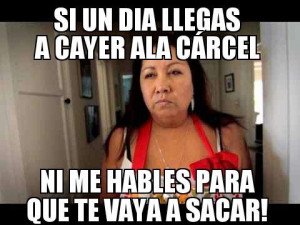 mexican mom.