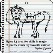 love Spike Milligan's illustrative style which I think suits my ...