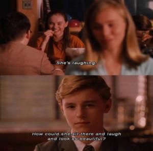 Movie Quotes - Flipped (2010) | via Facebook