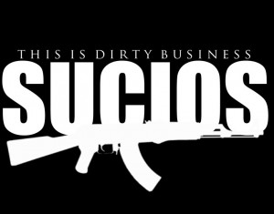 People keep asking what the AK on the sucios logo means & he plainly ...