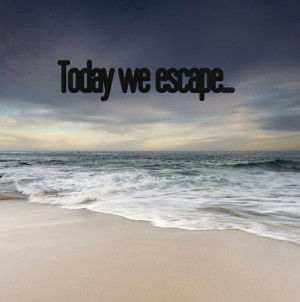 greek quotes, weheartit, we heart it, escape, sea, life, sayings ...