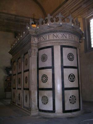 Tempietto, San Pancrazio, Florence