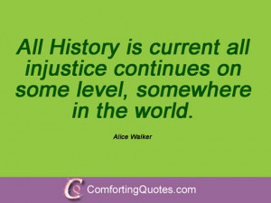 Quotes And Sayings From Alice Walker
