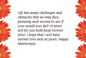 Parent anniversary quotes