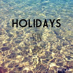Beach, Summer Gewinnspiel, Summer Holiday Quote, Holiday Summer Quote ...