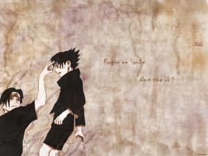 Itachi Quotes To Sasuke Itachi Uchiha Sasuke