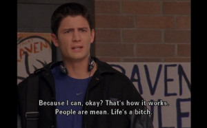 gif, james lafferty, nathan scott, one tree hill, oth, quotes