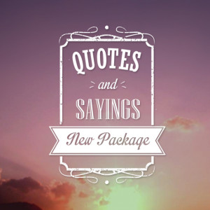 "Download Our New ""Quotes and Sayings"" Clipart Package"