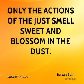 Barbara Bush Top Quotes