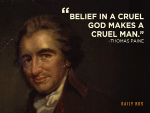 "god…"" Thomas Paine motivational inspirational love life quotes ..."