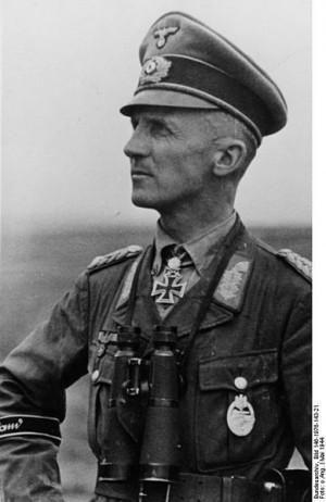 Batalla de las Ardenas: El general Hasso von Manteuffel, comandante de ...